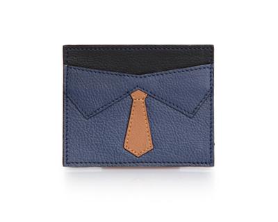 The navy tie cardcase thumb