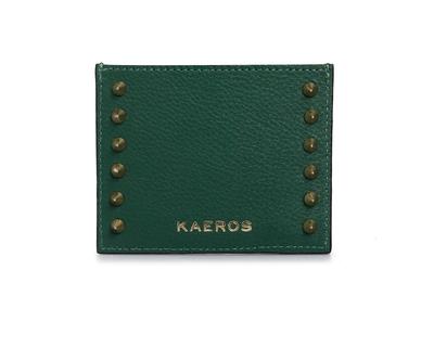 The green black spike cardcase thumb