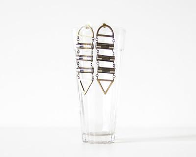 Fuse ladder earrings thumb