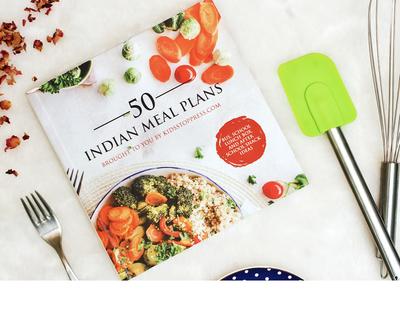 50 indian meal plan book thumb
