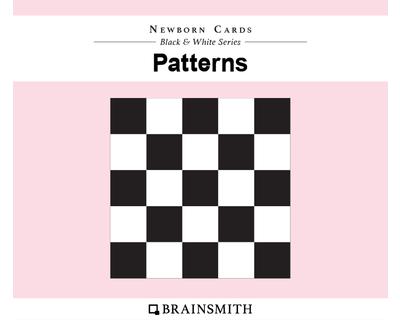 Patterns newborn cards thumb