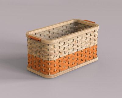 Bamboo stadium baskets thumb