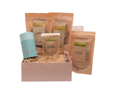 Tea time goodies diwali gift hamper thumb