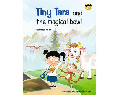 Tiny tara and the magical bowl thumb