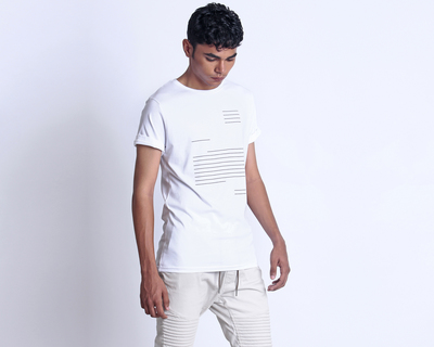 Edd tee shirt white thumb
