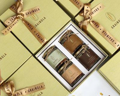 Artisanal grainola box thumb