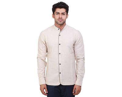 Sultan chinese collar shirt thumb