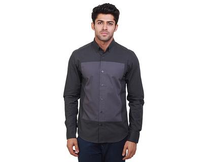 Oasis grey minimal shirt thumb