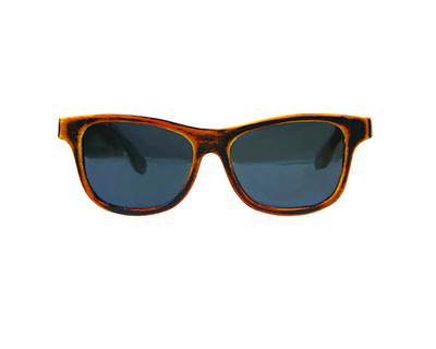 Vinatge bamboo sunglasses thumb