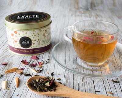 Kashmir valley green tea thumb