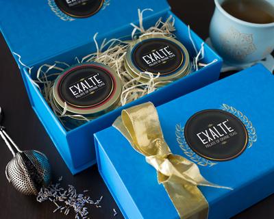 Exalte festive gift box blue thumb