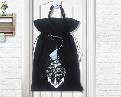 Laundry bag anchor thumb