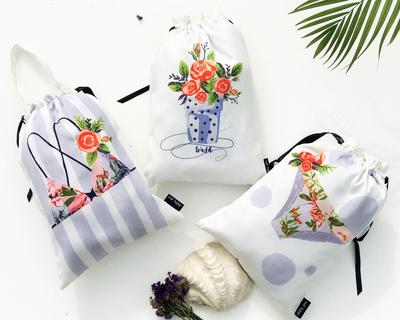 Lingerie bags jungle bloom thumb
