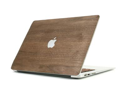 Raw macbook air 13 walnut wood thumb