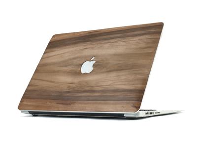 Raw macbook air 13 redgum wood thumb