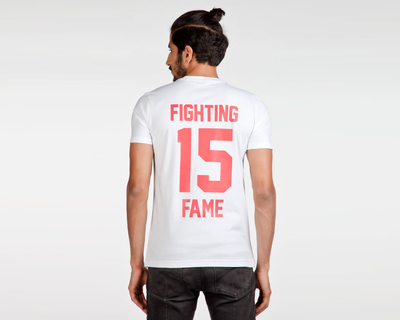 Fighting fame 15 away football jersey thumb