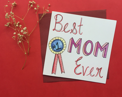 Best mom ever card thumb