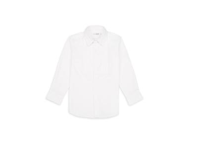 White boys shirt thumb