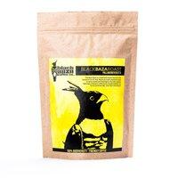 Black baza roast coffee coarse grind small