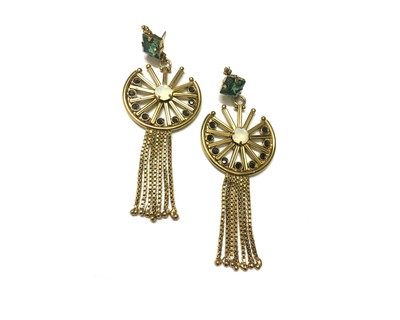 Tyrra ear rings thumb