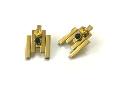 Goldline ear rings thumb