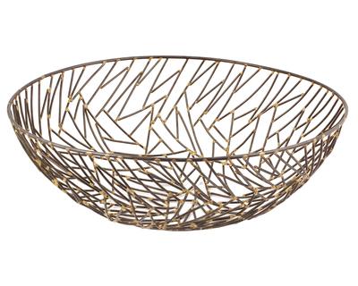 Welded web bowl thumb