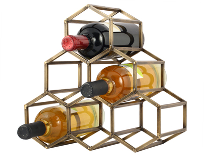 Beehive table wine bar rack thumb