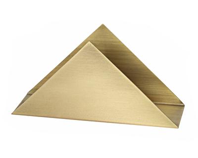 Tissue holder triangle thumb