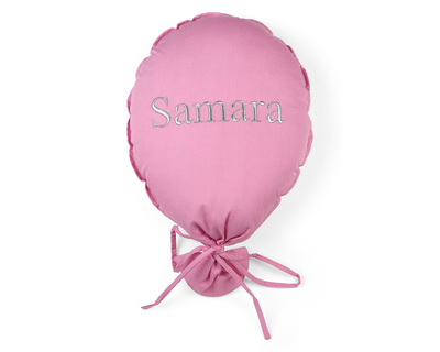 Personalised balloon pink thumb