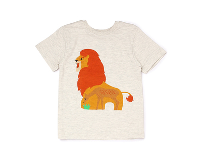 The hungry lion tee thumb