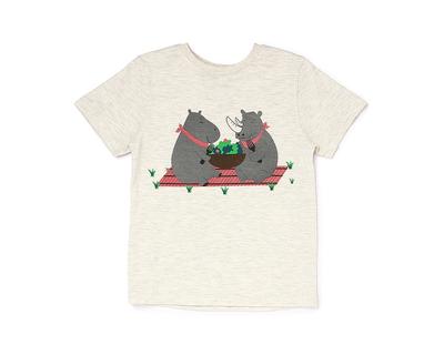 The hippo rhino tee thumb