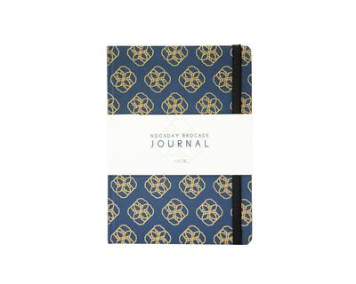 Buckram journal ruled thumb