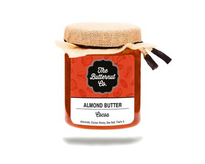 Cocoa almond butter thumb