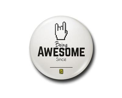 Being awesome badge thumb