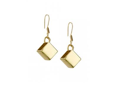 Cubes earrings thumb
