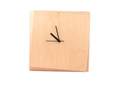 Paperplane clock thumb