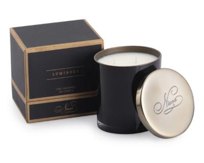 Luminous fine fragrance candle thumb