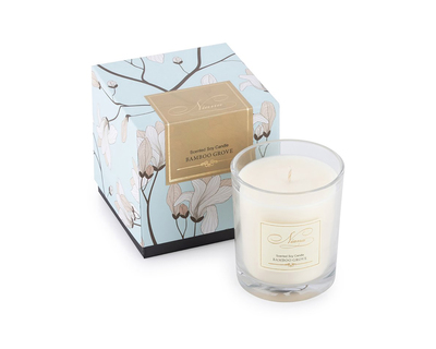 Bamboo grove soy candle thumb