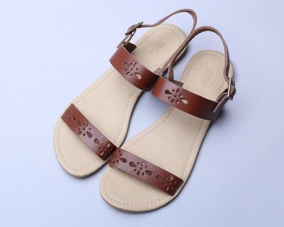 Petal shear sandals thumb