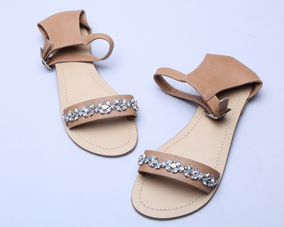 Crystal arch sandals thumb