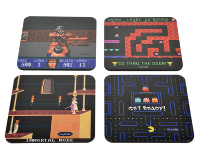 Styletadka 90 s pc games acrylic coasters thumb