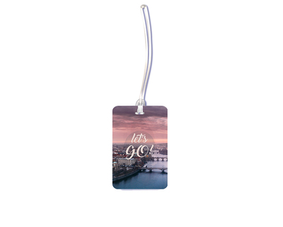 Let s go luggage tag thumb