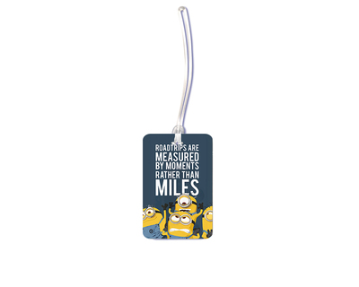 Miles luggage tag thumb