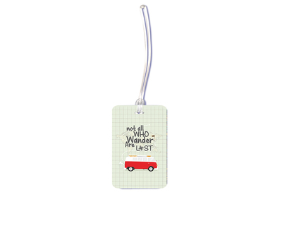 Wander luggage tag thumb