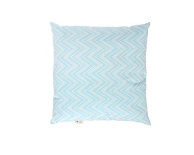 Square cushions chevron nordic blue thumb