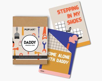 Daddy mini milestone cards thumb