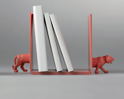Safari animal bookends thumb