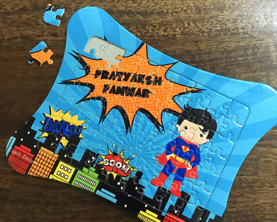 Personalized jigsaw puzzles 185 jp09 superboy thumb