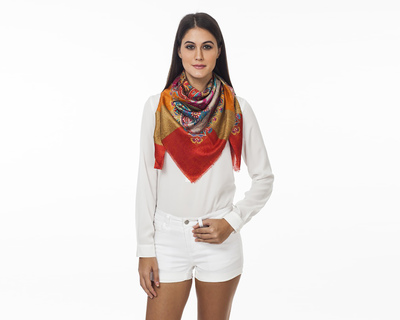 Ethnic timeless scarf thumb