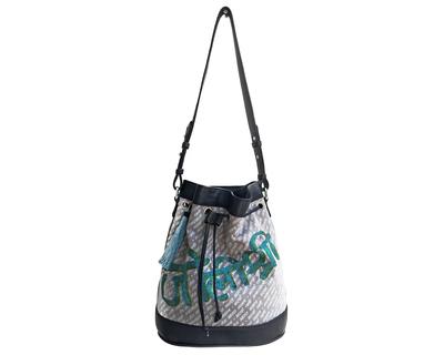 Joli shree bucket bag blue thumb